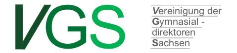 Vereinigung der Gymnasialdirektoren und Gymnasien in Sachsen